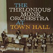 MONK, THELONIOUS -ORCHESTRA- - AT TOWN HALL (2LP)