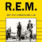R.E.M. - LIVE AT KCRW IN SANTA MONICA, APRIL 3, 1991