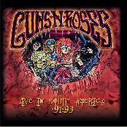 GUNS N' ROSES - LIVE IN SOUTH AMERICA '91-'93 (5CD)