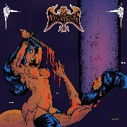 DOOMSTRESS - WICKED WOMAN (PURPLE/ORANGE)