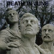 DEATH IN JUNE - BURIAL (BLUE)