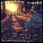 "US AND THEM - FADING WITHIN THE DWINDLING SUN (10"")"
