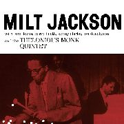 JACKSON, MILT/JOHN LEWIS/PERCY HEATH/KENNY CLARK - MILT JACKSON WITH JOHN LEWIS, PERCY HEATH...