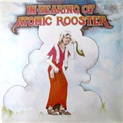 ATOMIC ROOSTER - IN HEARING OF (2LP)