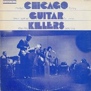 VARIOUS - CHICAGO GUITAR KILLERS