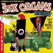SEX ORGANS - INTERGALACTIC SEX (+CD)