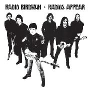 RADIO BIRDMAN - RADIOS APPEAR (RED/BLACK SWIRL)