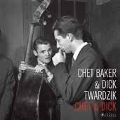 BAKER, CHET -& DICK TWARDZIK- - CHET & DICK (LELOIR COLLECTION)