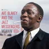 BLAKEY, ART -& THE JAZZ MESSENGERS- - MOANIN' (LELOIR COLLECTION)