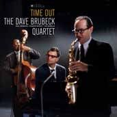 BRUBECK, DAVE -QUARTET- - TIME OUT (LELOIR COLLECTION)