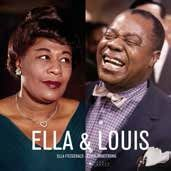 FITZGERALD, ELLA -& LOUIS ARMSTRONG- - ELLA & LOUIS (LELOIR COLLECTION)