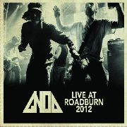 GNOD - LIVE AT ROADBURN 2012 (+CD)