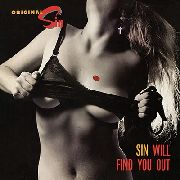 ORIGINAL SIN - (BLACK) SIN WILL FIND YOU OUT