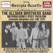 ALLMAN BROTHERS BAND - MERRIWEATHER POST PAVILLION, 19TH JULY 1979