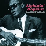HOPKINS, LIGHTNIN' - LIVE IN DENVER