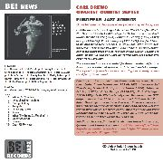 DREWO, CARL -QUARTET QUINTET SEPTET- - EUROPEAN JAZZ SOUNDS