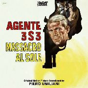 UMILIANI, PIERO - AGENTE 3S3 MASSACRO AL SOLE O.S.T.