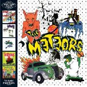 METEORS - ORIGINAL ALBUMS COLLECTION (5CD)