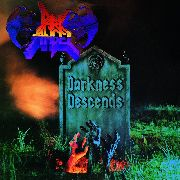 DARK ANGEL - DARKNESS DESCENDS (GOLD)