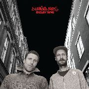 SLEAFORD MODS - ENGLISH TAPAS (BLACK)