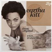 KITT, EARTHA - THREE ORIGINAL ALBUMS (2LP)