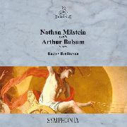 MILSTEIN, NATHAN -& ARTHUR BALSAM- - BACH/BEETHOVEN