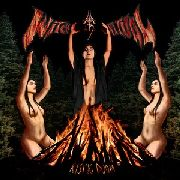 WITCH RITUAL - RISING DOOM (BLACK/WHITE/RED)