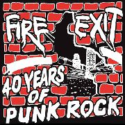 FIRE EXIT - 40 YEARS OF FIRE EXIT (2CD)