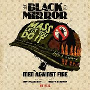 SALISBURY, BEN -& GEOFF BARROW- - BLACK MIRROR: MEN AGAINST FIRE O.S.T.