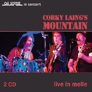 MOUNTAIN (CORKY LAING'S) - LIVE NI MELLE (2CD)