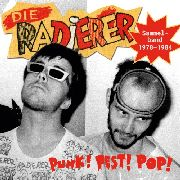 RADIERER - PUNK!PEST!POP!SAMMELBAND 1978-1984 (4CD)