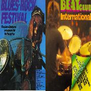 BLUE GRASS CHAMPIONS A.O./DAS LOUIS SHAMPTON TRIO - BLUES-ROCK FESTIVAL/BEAT CLUB INTERNATIONAL