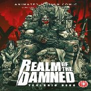 PATON, TOM/CRAIG HINDE/REECE SAUNDERS - REALM OF THE DAMNED: TENEBRIS DEO