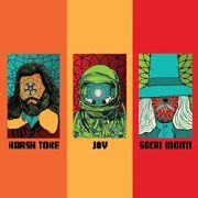 HARSH TOKE/JOY/SACRI MONTI - BURNOUT