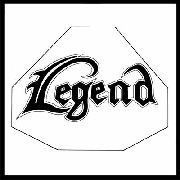 LEGEND (UK/HARDROCK) - LEGEND (CLEAR)
