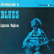 HOPKINS, LIGHTNIN' - AUTOBIOGRAPHY IN BLUES