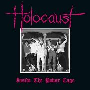 HOLOCAUST - (BLACK) INSIDE THE POWERCAGE (2LP)