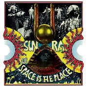SUN RA - SPACE IS THE PLACE (2LP)