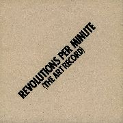 VARIOUS - REVOLUTIONS PER MINUTE (THE ART RECORD) (2LP)
