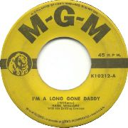 "WILLIAMS, HANK - I'M A LONG GONE DADDY (6X7"")"