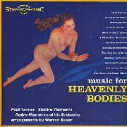 TANNER, PAUL -& ANDRE MONTERO & HIS ORCHESTRA- - MUSIC FOR HEAVENLY BODIES