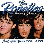 RONETTES - THE COLPIX YEARS (1961-1963)