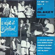 "BLAKEY, ART -QUINTET- - A NIGHT AT BIRDLAND, VOL. 1 (10"")"