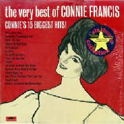 FRANCIS, CONNIE - CONNIE'S 15 BIGGEST HITS (VERY BEST OF)