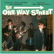 "ONE WAY STREET - WE ALL LOVE PEANUT BUTTER (2X7"")"