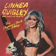 QUIGLEY, LINNEA -& MEN IN SKIRTS- - THIS CHAINSAW'S MADE FOR CUTTING