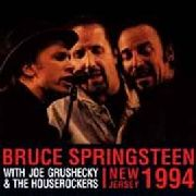 SPRINGSTEEN, BRUCE - NEW JERSEY 1994 WITH JOE GRUSHESKY (2LP)