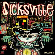 "VARIOUS - SICKSVILLE, VOL. 1  (10"")"