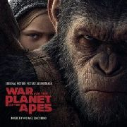 GIACCHINO, MICHAEL - WAR FOR THE PLANET OF THE APES O.S.T. (2LP)