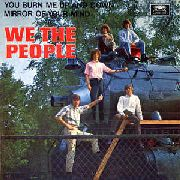 WE THE PEOPLE (FL) - (BLACK) YOU BURN ME UP AND DOWN EP